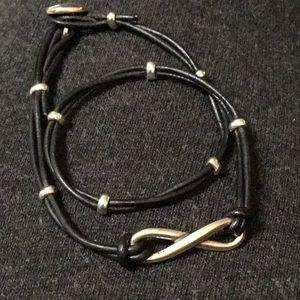 James Avery Forever Double Wrap Bracelet
